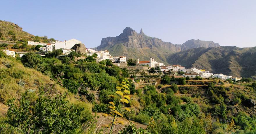 Berglandschaft Gran Canaria