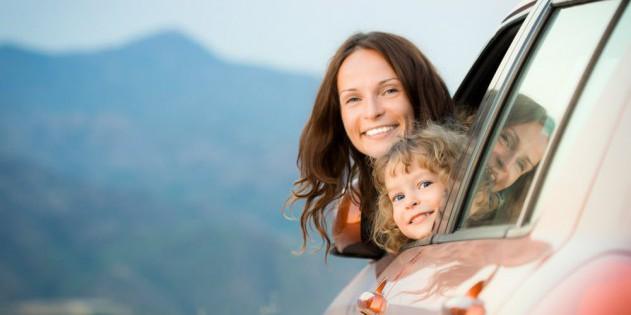 Perfekt für Familien: mit dem eigenen Auto in den Urlaub