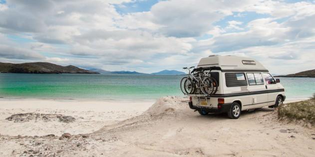 Urlaub mit Eigenanreise - die ganz große Freiheit