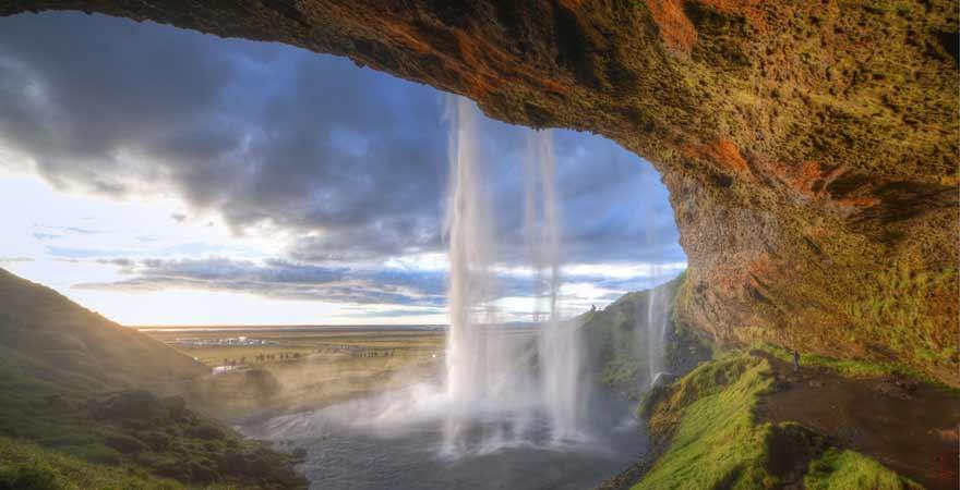 Seljalandfoss in Island