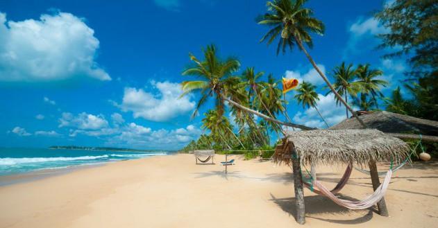 Die Traumstrände Sri Lankas