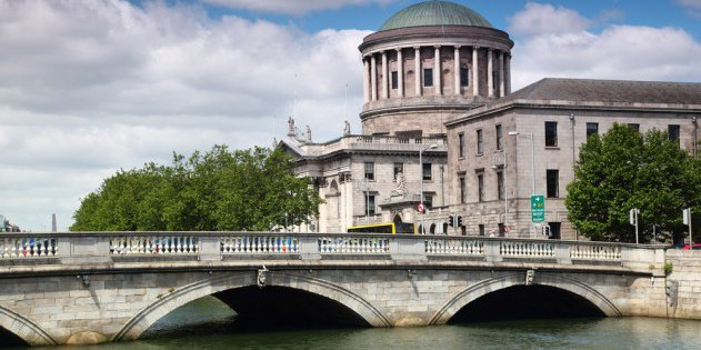 Sightseeing in Dublin