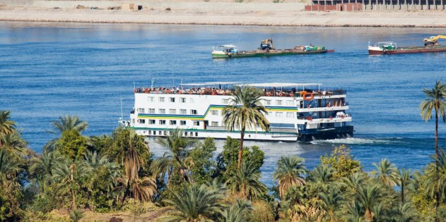 Nilkreuzfahrt in Aegypten