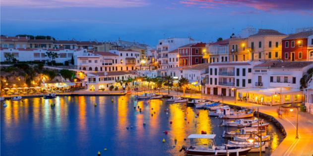Mahon Menorca - Urlaub auf Menorca