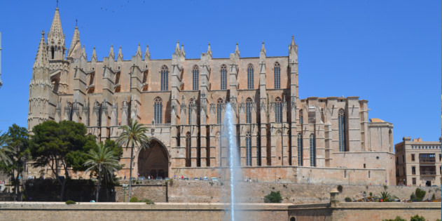 Palma de Mallorca in Spanien