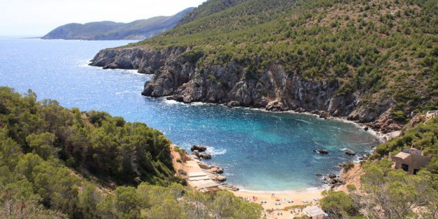 Puerto de San Miguel auf Ibiza