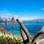 Landschaft in Kroatien