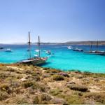 Wassersport auf Malta