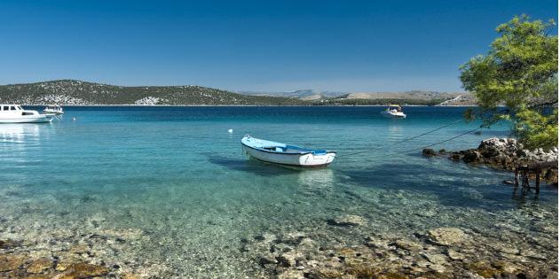 Für alle Ruhesuchenden: Buht in Dalmatien