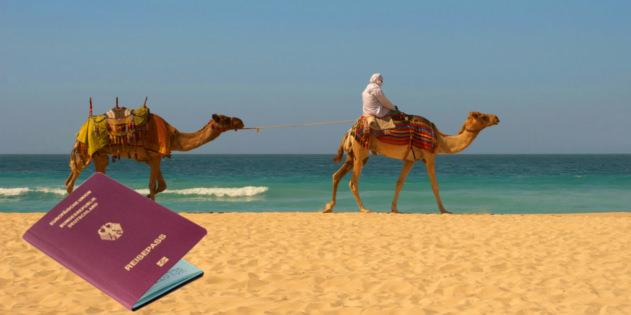 Einreisebestimmungen:  Ägypten