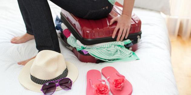 Ich packe meinen Koffer…: Die besten Packtipps