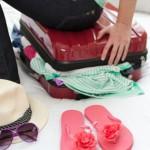 Die Kunst vor dem Urlaub: Kofferpacken