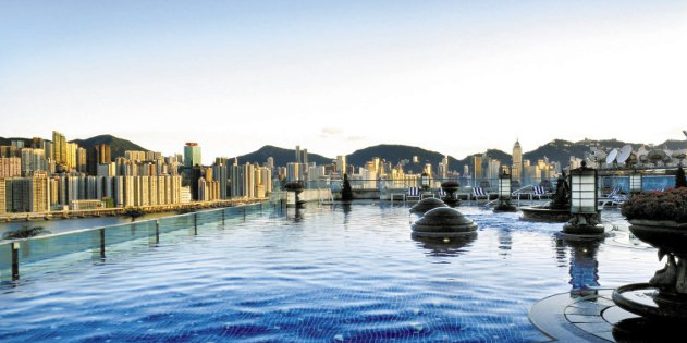 Pool: Harbour Grand Kowloon