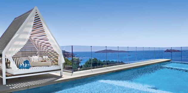 Pool: ME Ibiza
