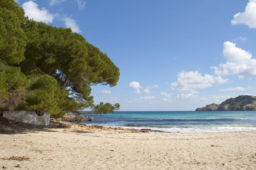 Cala Ratjada auf Mallorca in Spanien