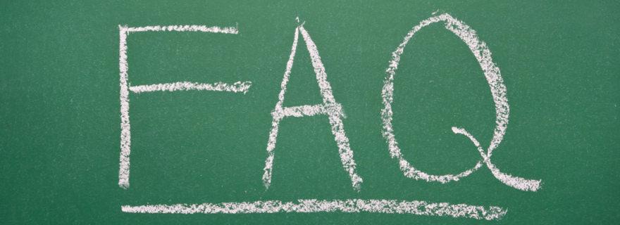 FAQ: Die wichtigsten Infos rund um eure Buchung