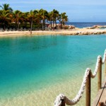 Strand in Curacao