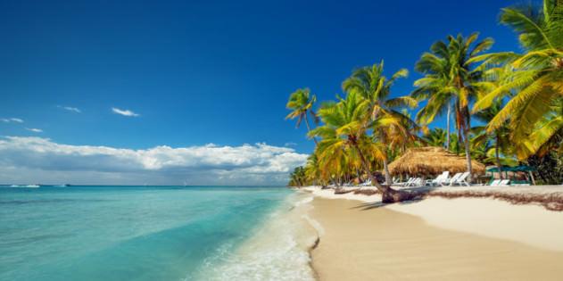 Strand Dominikanische Republik