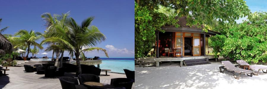 Malediven Komandoo Island Resort & Spa
