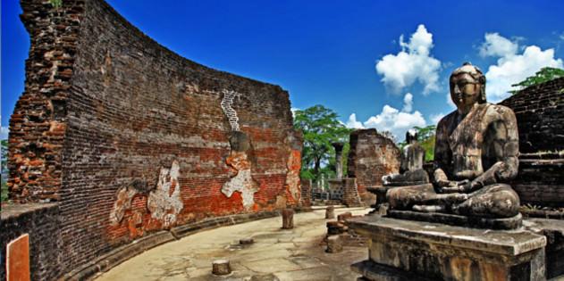 Tempel Sri Lanka