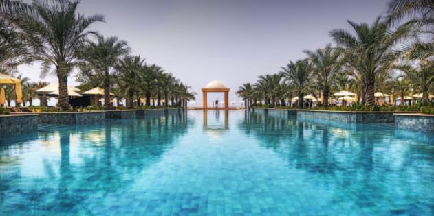Hotel Pool Ras Al Khaimah