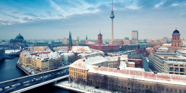 Berlin im Januar
