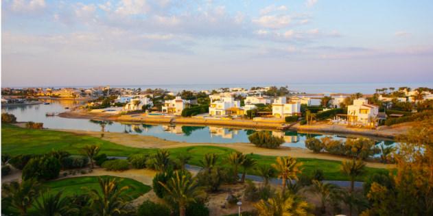 El Gouna in Ägypten