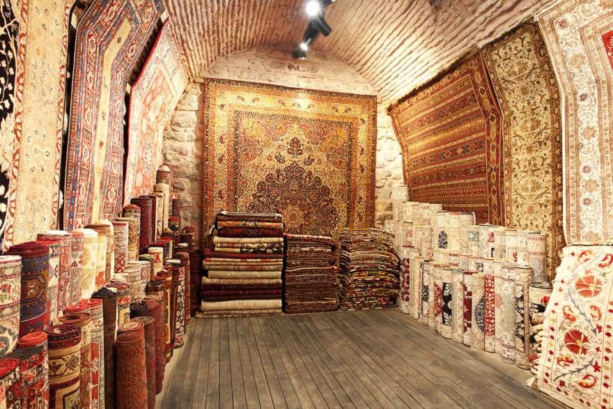 Istanbul Teppichladen