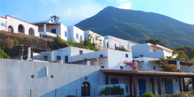 Vulkaninsel Stroboli