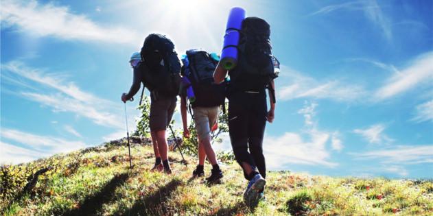 Wandern auf Teneriffa in Spanien