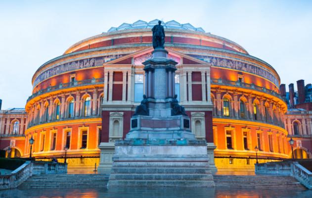Royal Albert Hall in London