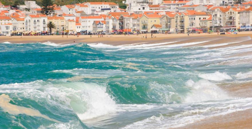 Surfsport: Nazere