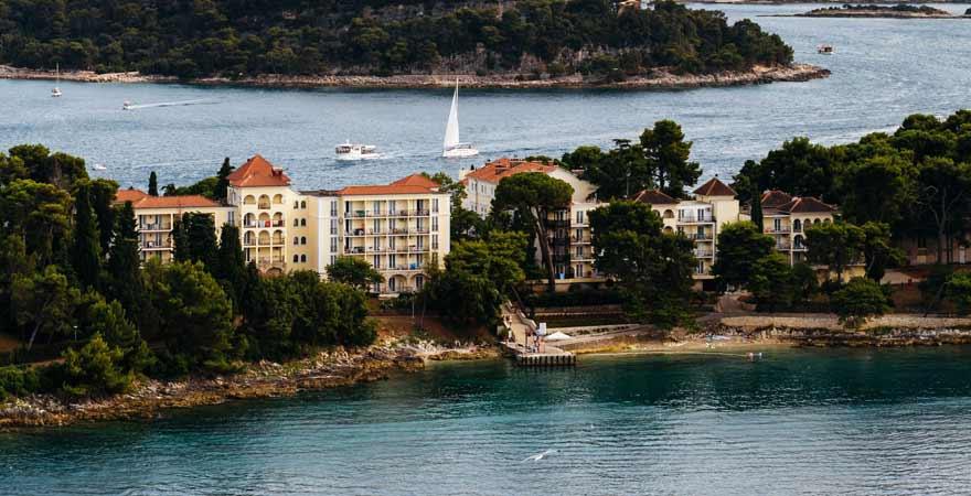 Santa Katarina in Kroatien