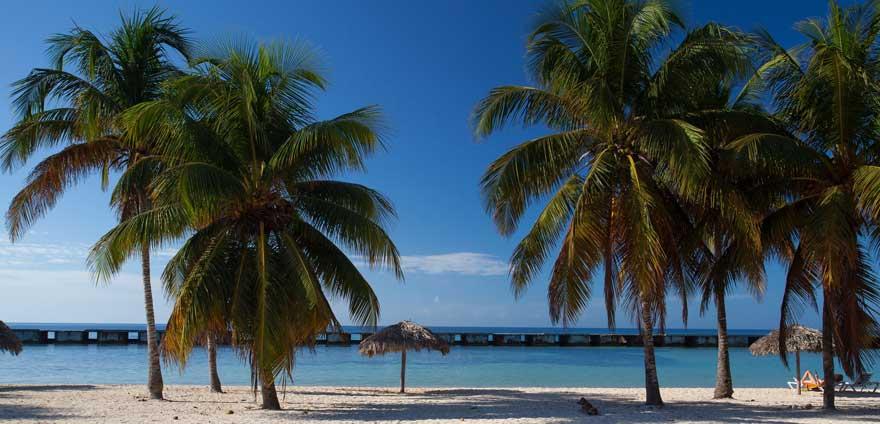 Playa Giron auf Kuba