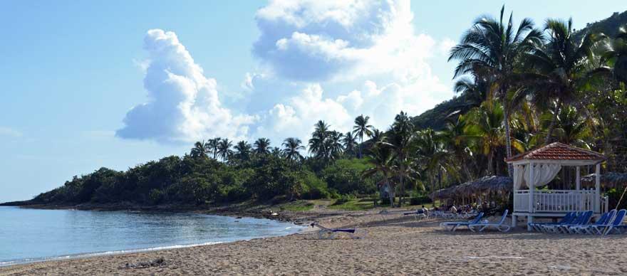 Playa Jibacoa auf Kuba