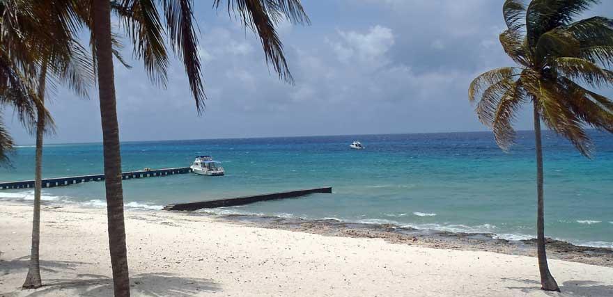 Playa Maria la Gorda auf Kuba