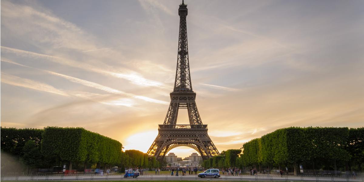 Eiffeltum in Paris