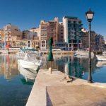Urlaub in Malta: Der Hafen