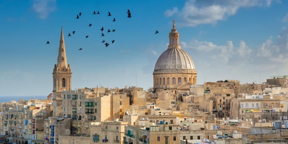 Insel Malta: Die Hauptstadt Valetta