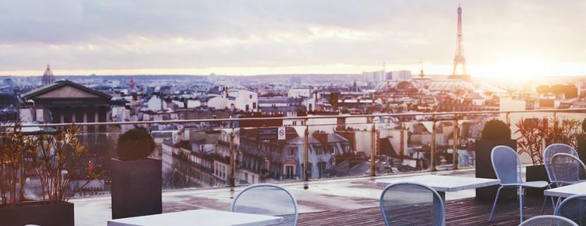 Urlaub in Paris in Frankreich