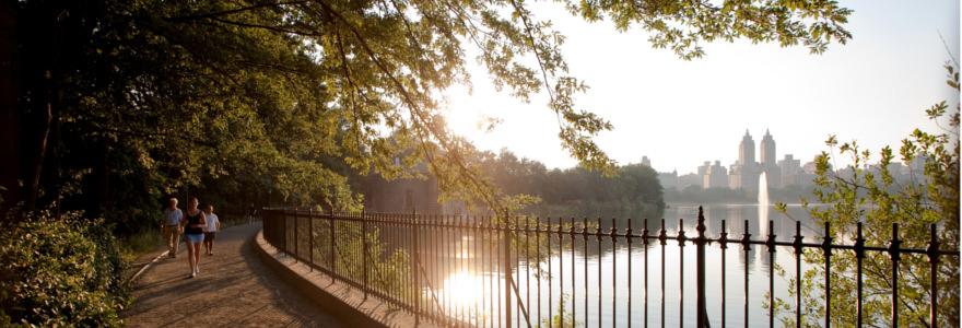 Ein Speziergang durch den Central Park gehört zu jedem New York Besuch!