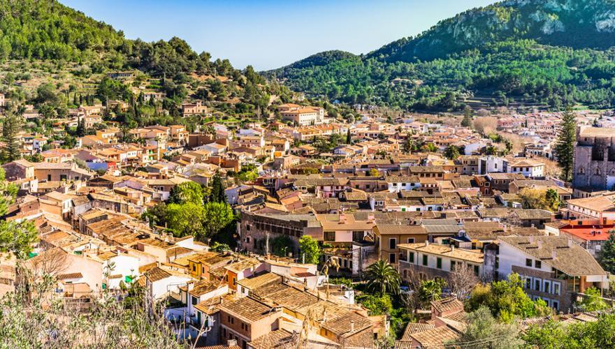 Esporles, Mallorca