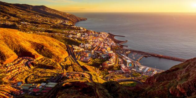 La Palma, eine Insel für Individualisten