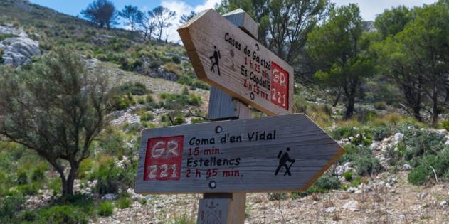 Die schönsten Wanderrouten auf Mallorca
