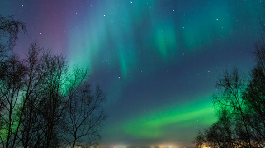 Polarlichter – Wie entstehen sie und wo kann man sie sehen?