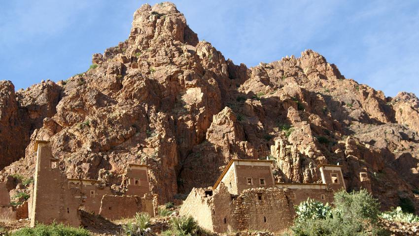 Das Paradise Valley in der Nähe von Agadir