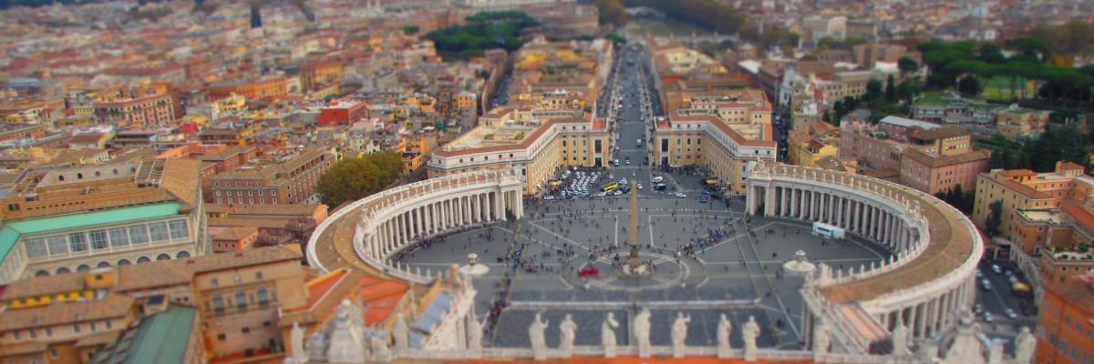 Vatikanstadt ist für Kulturfans interessant.