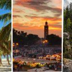 Welches Urlaubsland passt zu dir