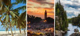 Mach den Test: Welches Urlaubsland passt zu dir?
