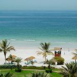 Strand in Ajman